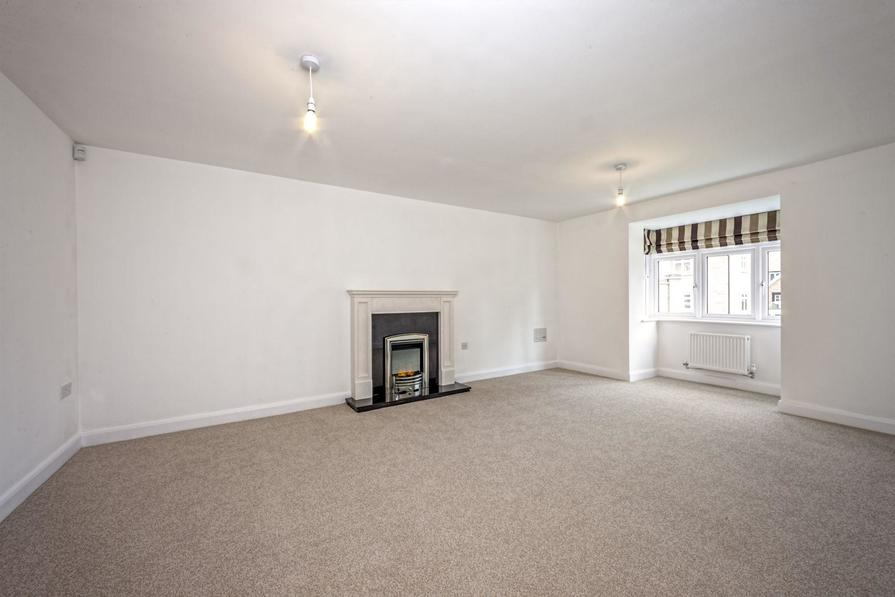 The Wroxham: Living Room