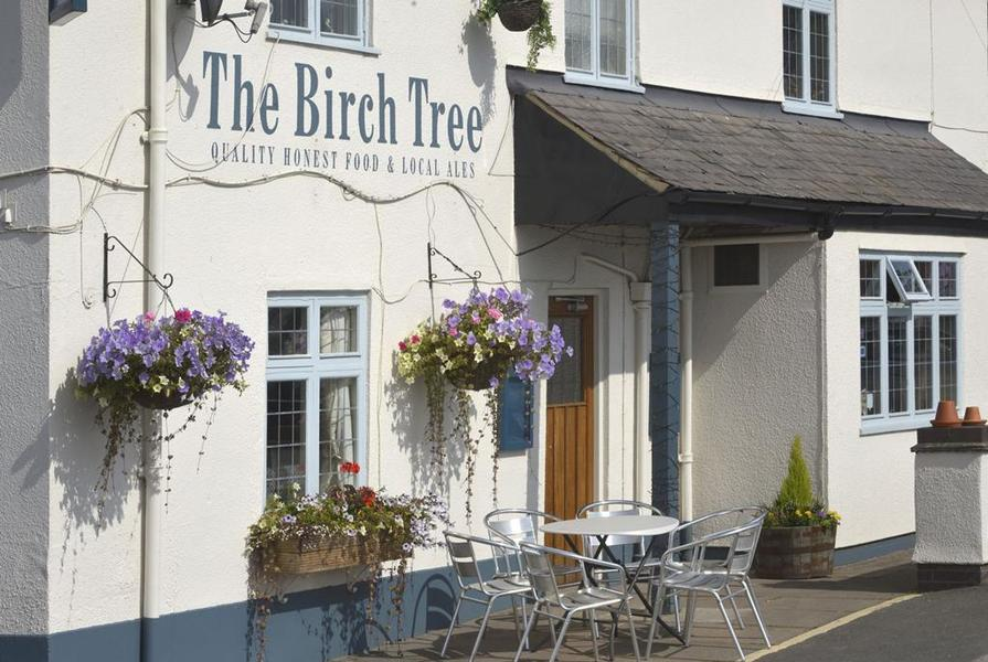 Enjoy local ales at The Birch Tree - your new local?