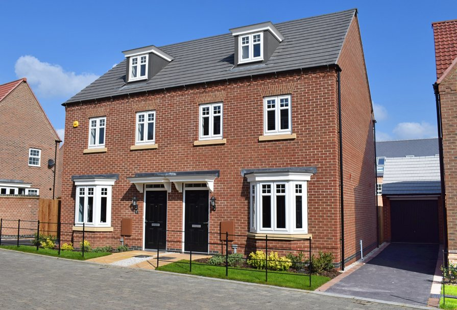 Pleasing 3 Bedroom House In Loughborough New Houses For Sale Home Remodeling Inspirations Cosmcuboardxyz