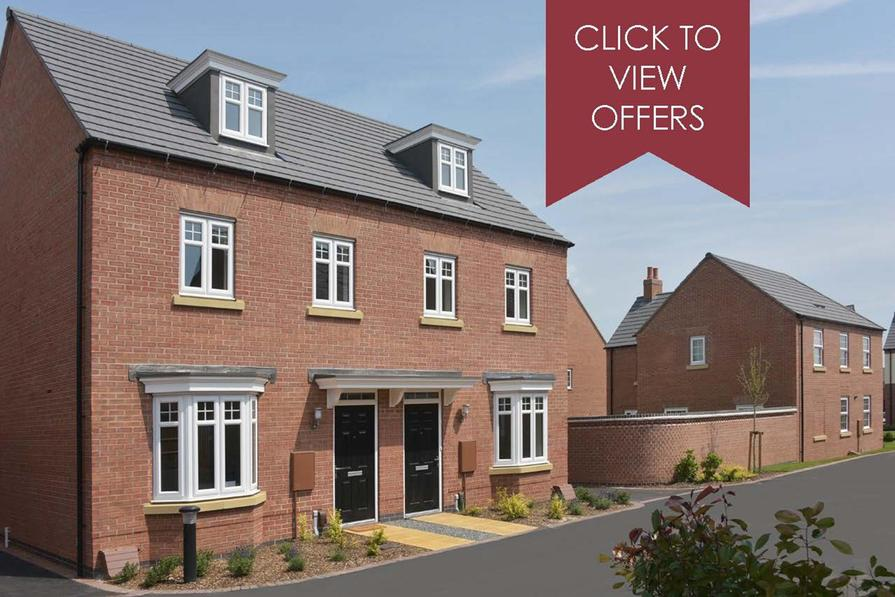 Remarkable 3 Bedroom House In Loughborough New Houses For Sale Home Remodeling Inspirations Cosmcuboardxyz