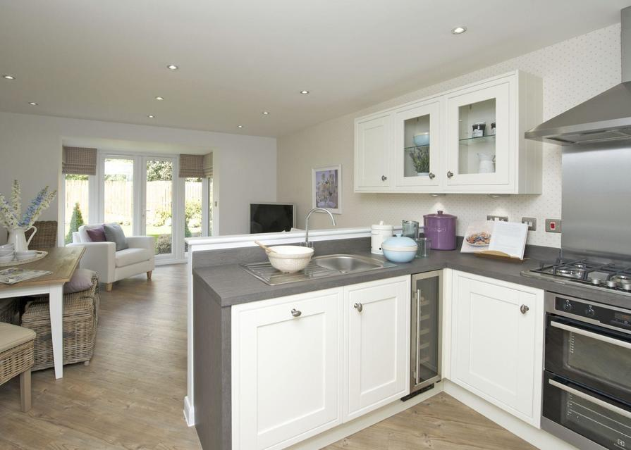 Cannington family dining kitchen