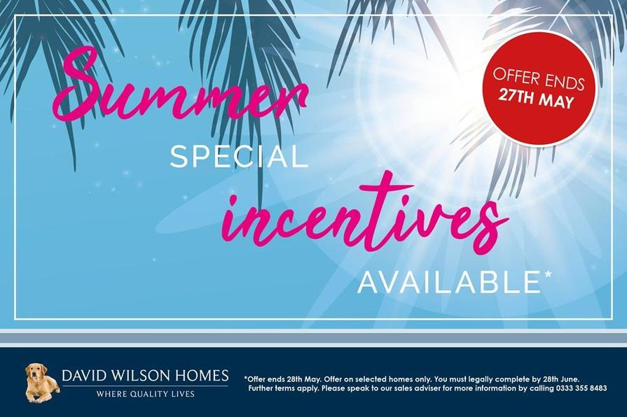 summer incentives