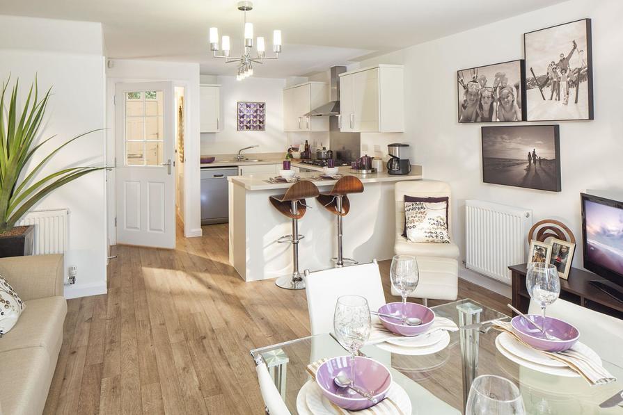 Stunning David Wilson Home Designs Images - Interior Design Ideas ...