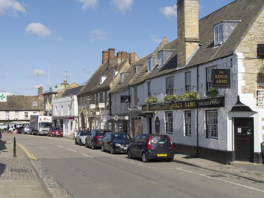 Thrapston local area