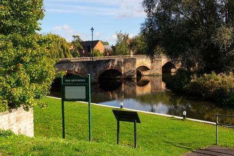 Thrapston, Northamptonshire NN14