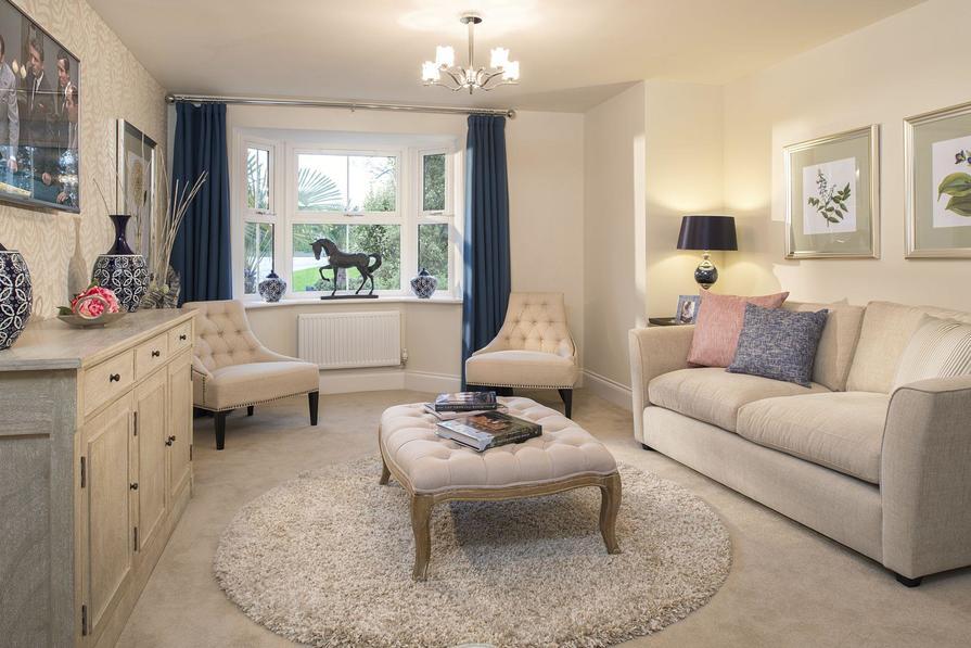Thorpe sitting room