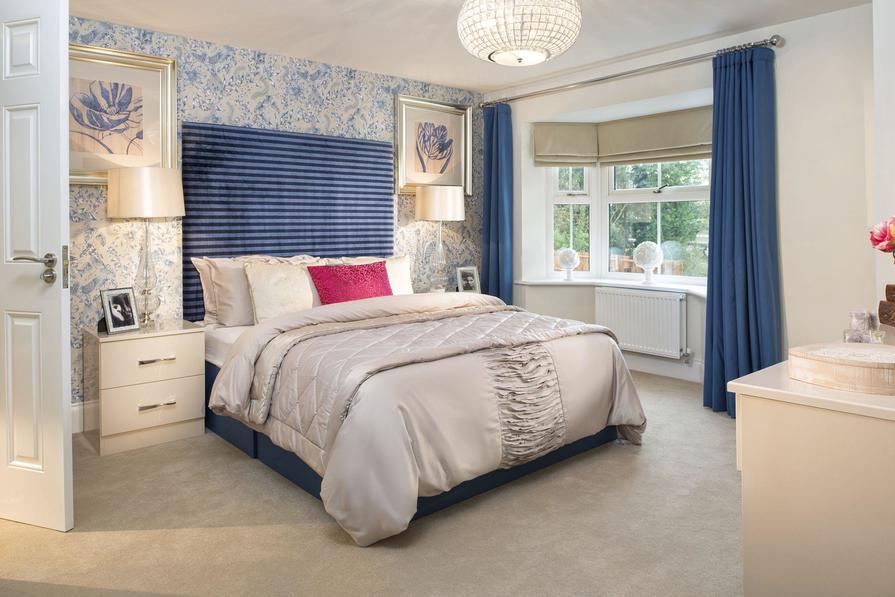 Thorpe bedroom