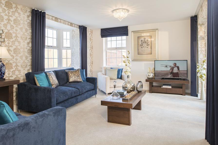 Sandon sitting room