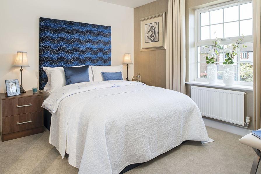 Sandon bedroom