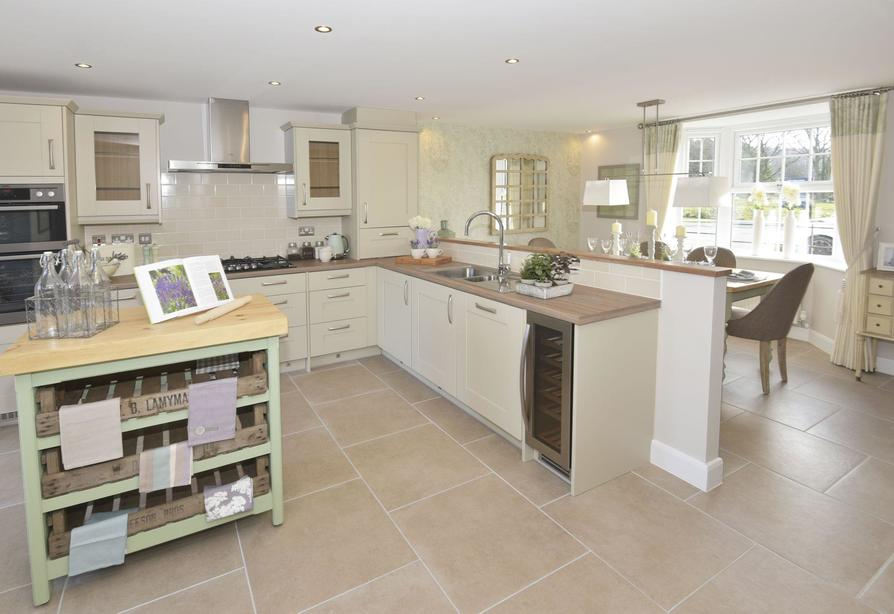 Sandon kitchen