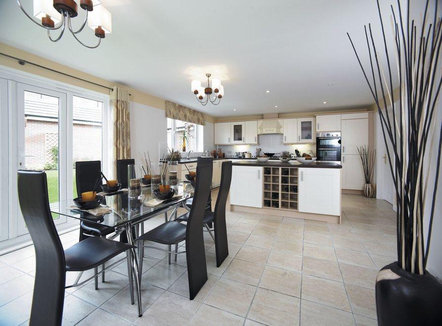 The Glidewell kitchen