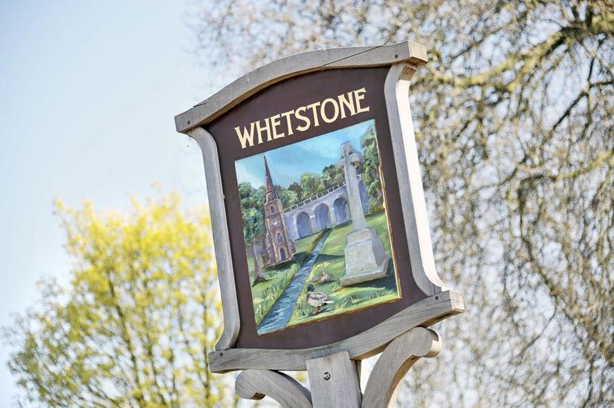 Welcome to the village of Whetstone