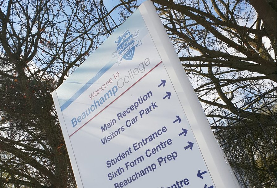 The `Outstanding` Ofsted rated Beauchamp College