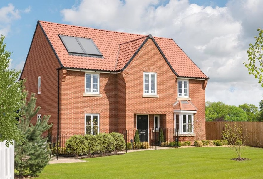 Find Homes At Woodland Heath Built By David Wilson Homes Whathouse