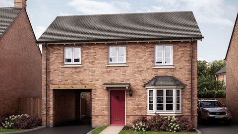 Plot 9 - The Coombe