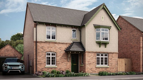 Plot 227 - The Darlington