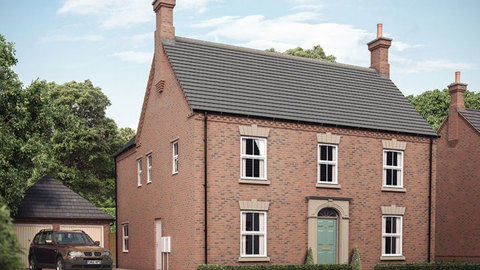 Plot 23- The Bradgate