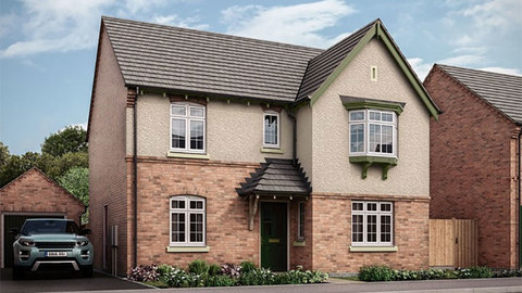 Plot 9 - Darlington