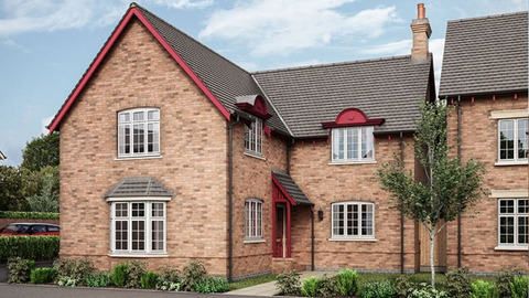 Plot 95- The Stoneleigh