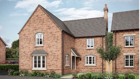 Plot 23 - The Evesham