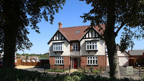 Plot 15 & 16 - The Thorne
