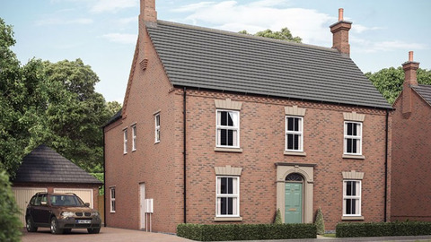 Plot 17- The Bradgate