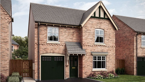 Plot 81- The Alford