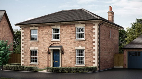Plot 25 - The Castleton