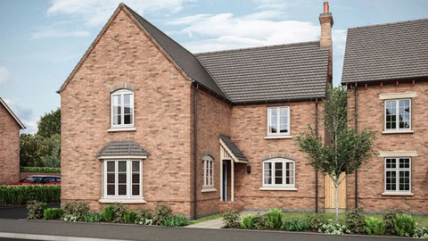 Plot 45 - The Evesham