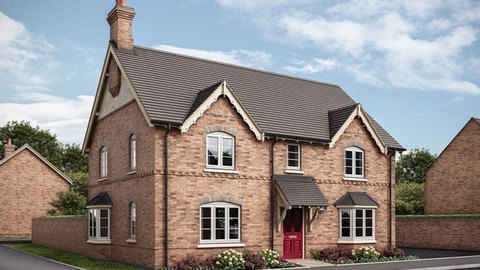 Plot 104 - The Bicton