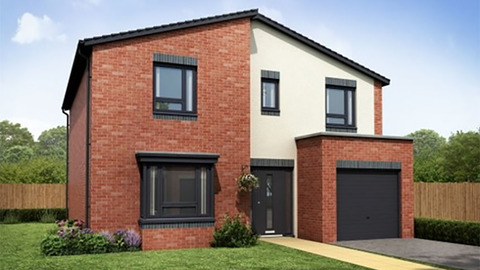 Plot 2 - Bransdale Contemporary