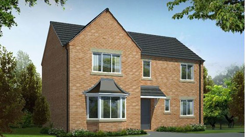 Plot 1 - Willerby Traditional