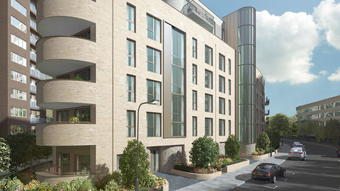 Plot 19 - The Fitzrovia