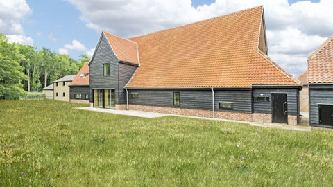 Plot 1 - Anstey Hall Barn