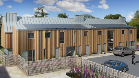 Anstey Hall Barns in Trumpington