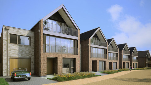 Plot 103 - No.3 Urwin Gardens
