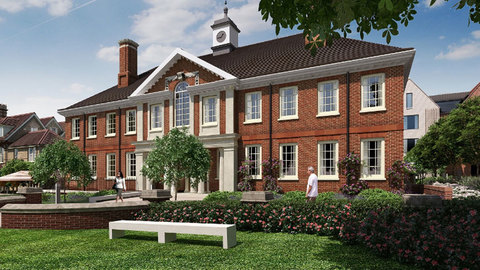 Plot 152 - Avebury Mansions