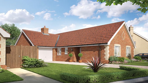 Plot 93 - The Lapwing