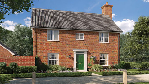 Plot 98 - The Curlew