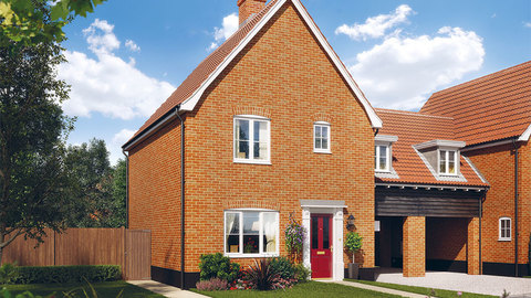 Plot 33 - The Weybourne