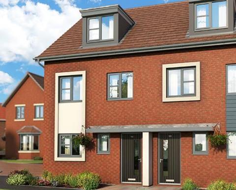 The Caraway at Meadow View, Shirebrook