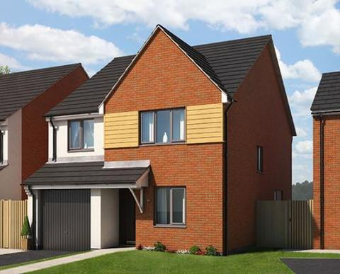 The Ludlow at The Woodlands, Newton Aycliffe