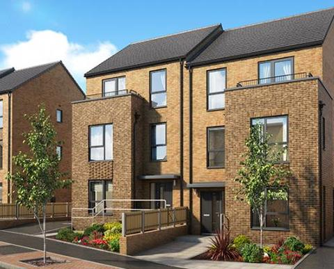 The Whitwell at Cutlers View Phase 4, Sheffield