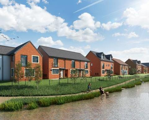 The Bellerby at Lakeside at Bridgewater Gardens