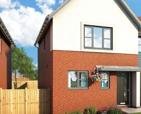 The Alder at Meadow View, Shirebrook