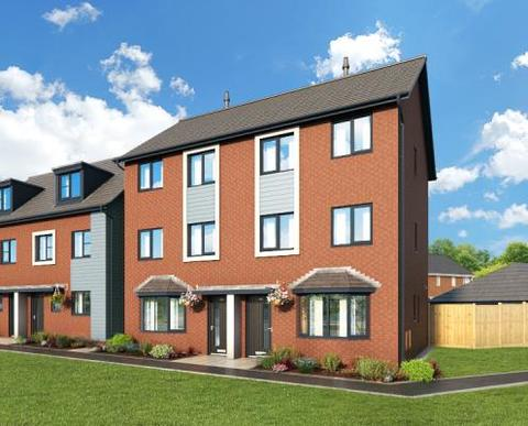The Lavender at Meadow View, Shirebrook