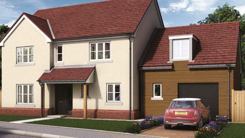 Plot 4 - The Laurel