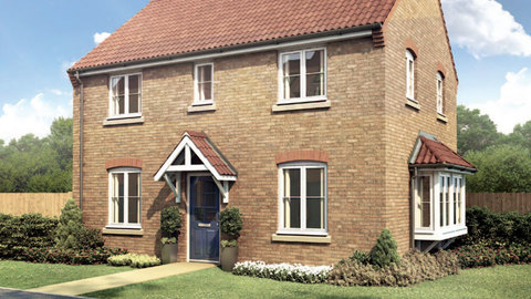 Plot 80 - Normanby