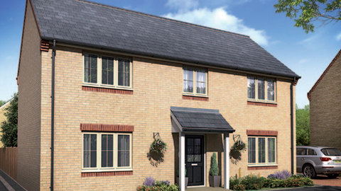 Plot 64 - Sandown
