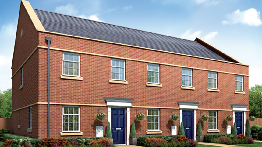 New Homes Whittlesey